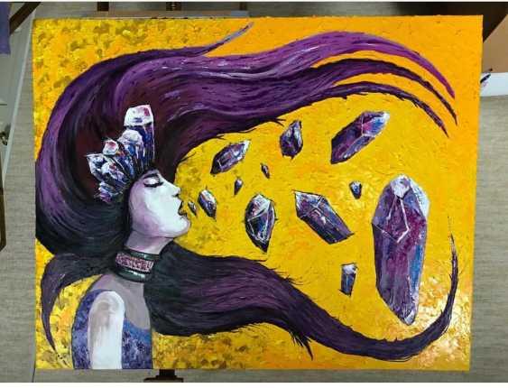 """Marya Krama. """"Exhale"""" - photo 1"""