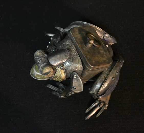 Tatyana Shubina. Toad - photo 1