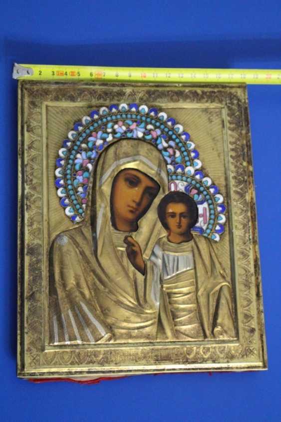 "Icon ""Mother Of God Of Kazan"" - photo 2"