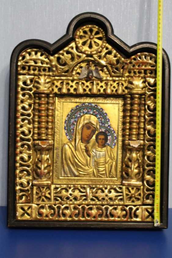 "Icon ""Mother Of God Of Kazan"" - photo 1"