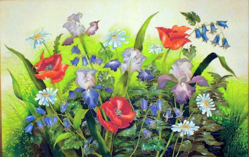 Helen Karpina. Summer bouquet - photo 1