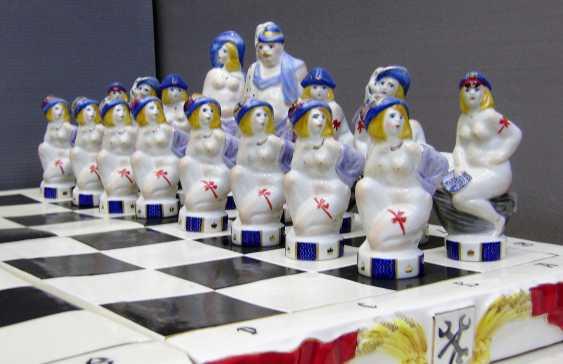 "Alexander Iv Ivanov. The chess ""Red vs. the ""bourgeois"" women"" - photo 2"