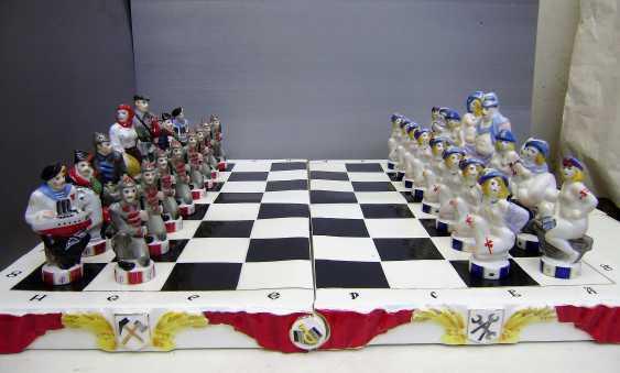 "Alexander Iv Ivanov. The chess ""Red vs. the ""bourgeois"" women"" - photo 4"