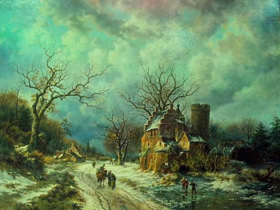 SERGEI IAKUSHCHENKO. Winter road - photo 1
