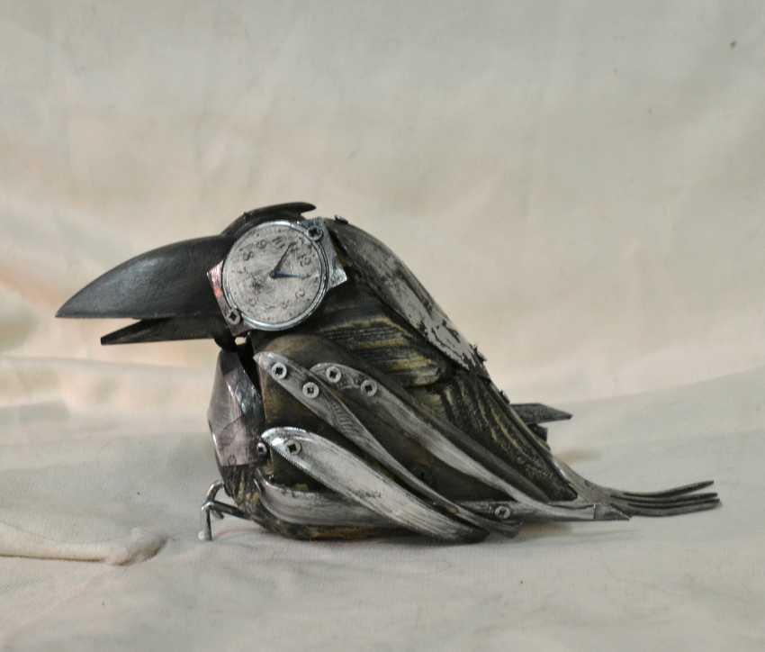 Tatyana Shubina. bird - photo 1