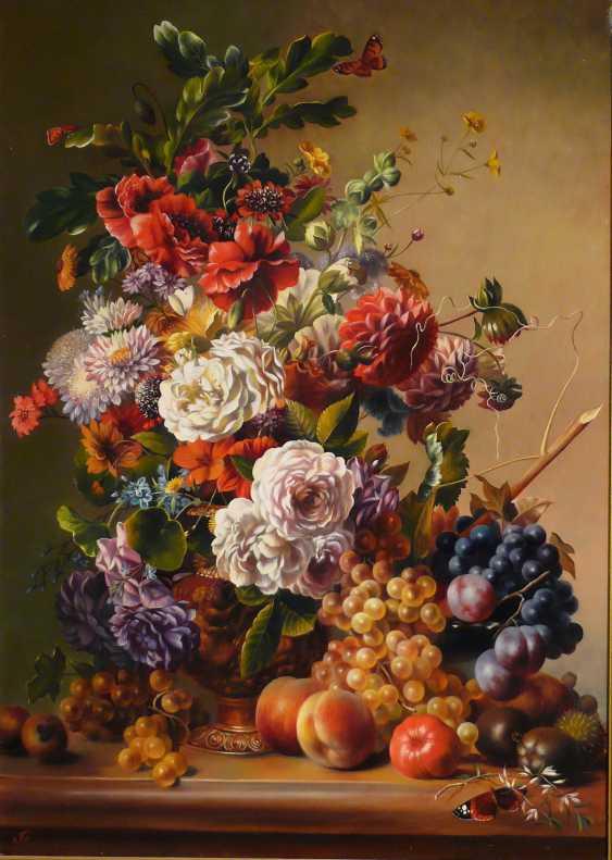 GALINA KURILENKO. Flowers and fruits - photo 1