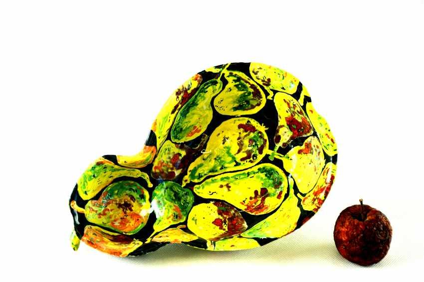 "Alesia Dolzhenko. the bottom of the ""Pear"" - photo 2"
