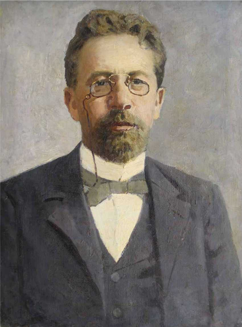 Oleg Klyukin. Chekhov (Chekhov) - photo 1