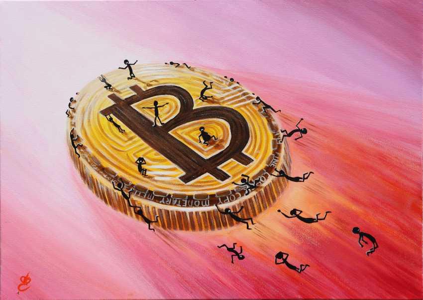 DMYTRO YEROMENKO. Triumph and the tragedy Bitcoin - 2 - photo 1