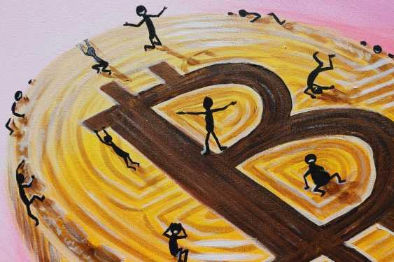 DMYTRO YEROMENKO. Triumph and the tragedy Bitcoin - 2 - photo 3