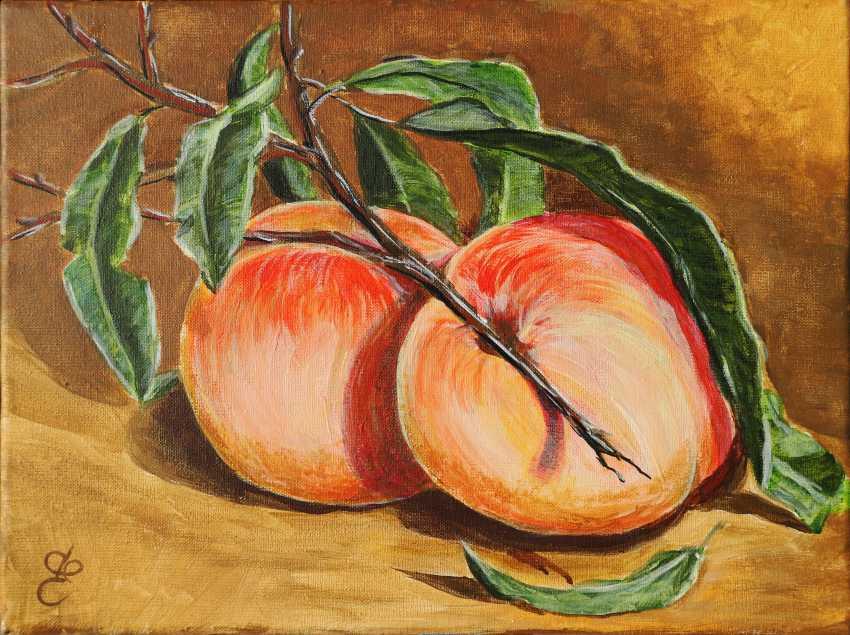 DMYTRO YEROMENKO. Peaches - photo 1