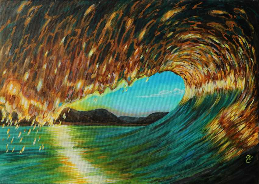 DMYTRO YEROMENKO. Wave of extreme - photo 1