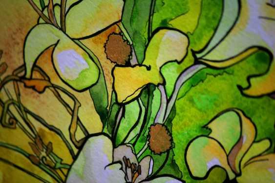 Tatiana Ignat. Yellow Green Still Life - photo 3
