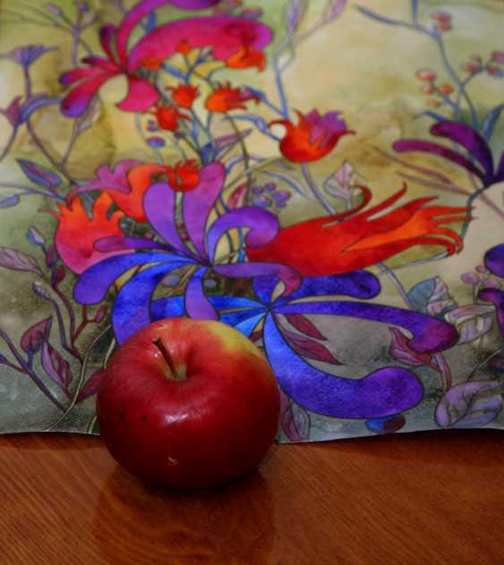 Tatiana Ignat. Red Violet Still Life - photo 3