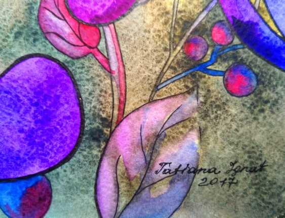 Tatiana Ignat. Red Violet Still Life - photo 5