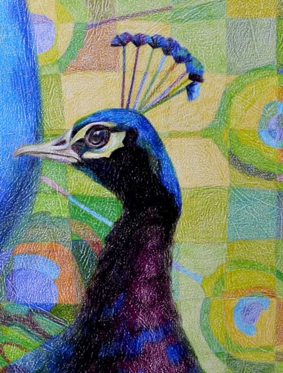 Tatiana Ignat. Peacocks - photo 2