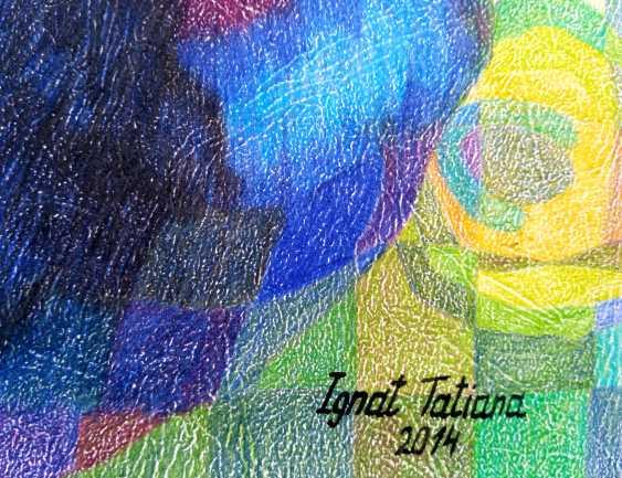Tatiana Ignat. Peacocks - photo 5