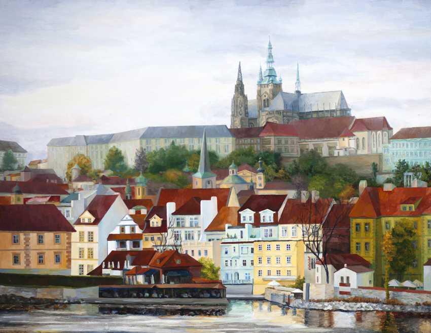 Tatiana Ignat. Its Majesty Prague - photo 1