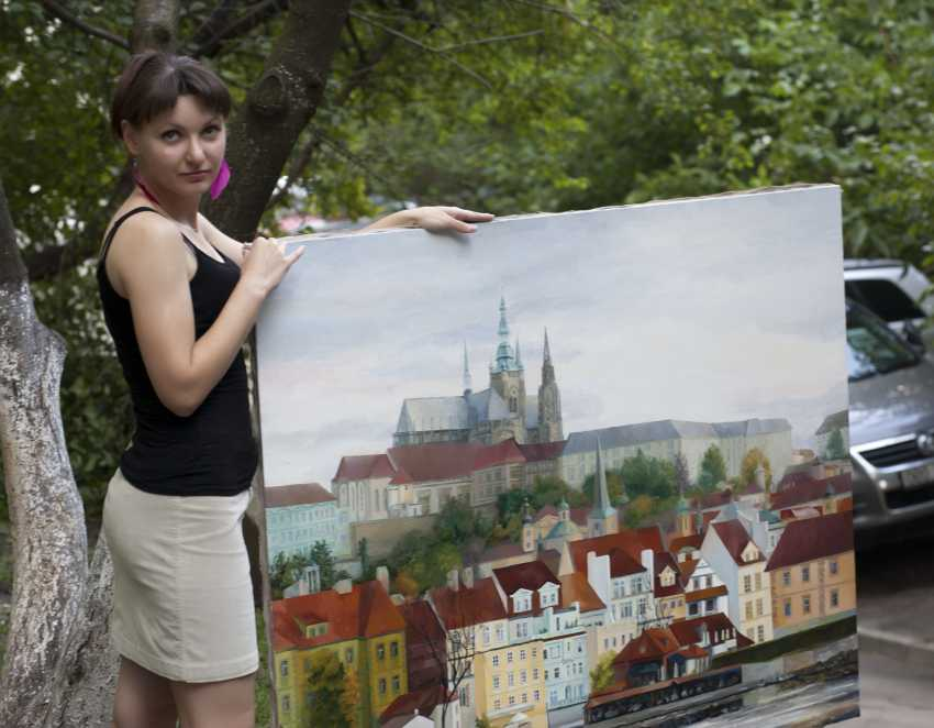 Tatiana Ignat. Its Majesty Prague - photo 3