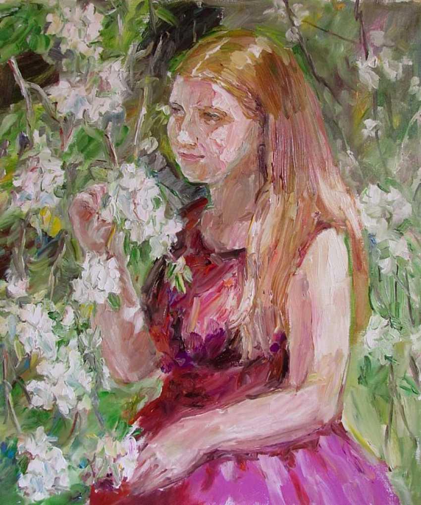 Marina Novikova. The girl lit by the sun - photo 1