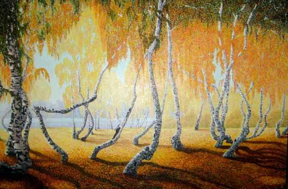 Serghei Nesteriuc. Dancing birch - photo 1
