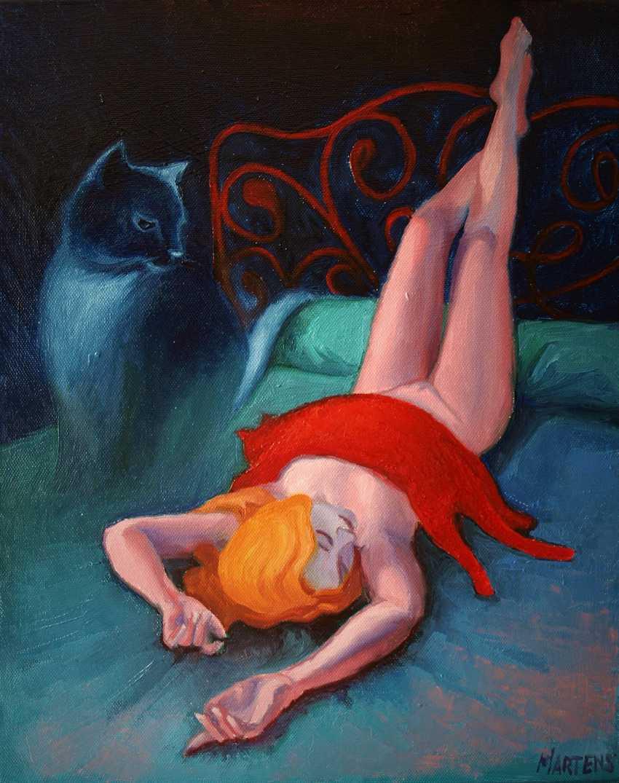"Elena Martens. ""A Midsummer night's dream"" - photo 1"