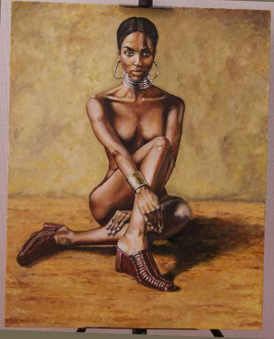 sergey kirillov. african girl - photo 1