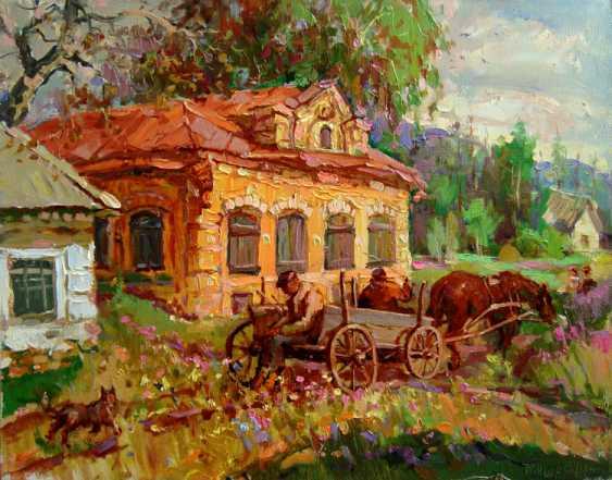 Andrey Mishagin. Return - photo 1