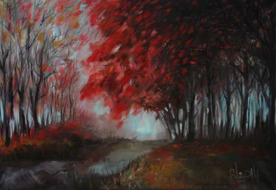 "Redas Luciunas. ""Pink autumn"" - photo 1"