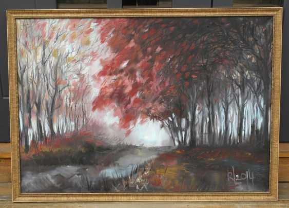 "Redas Luciunas. ""Pink autumn"" - photo 2"