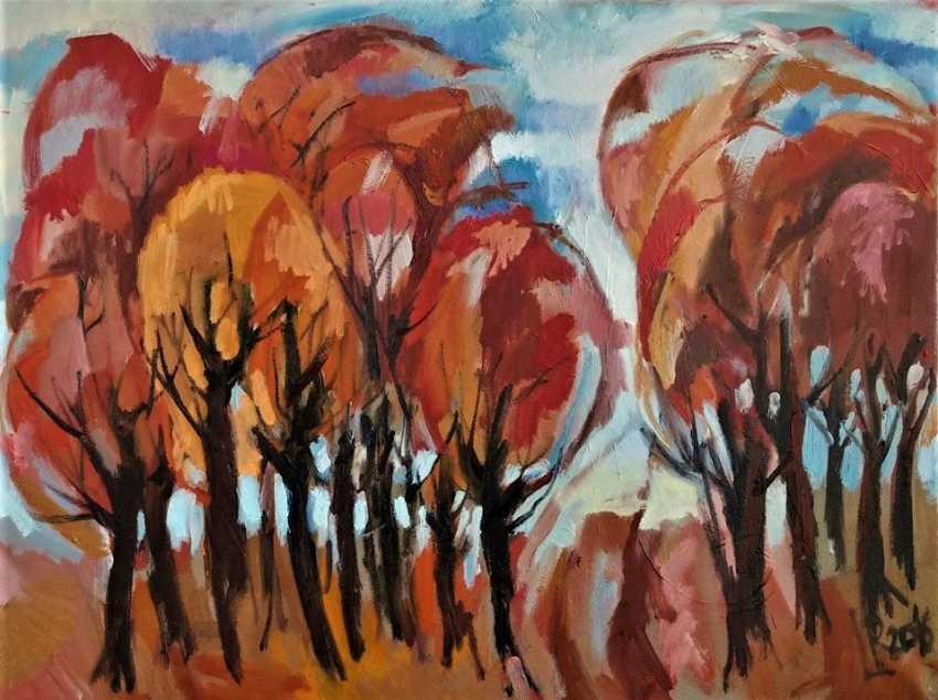"Redas Luciunas. ""Autumn 2"" - photo 1"