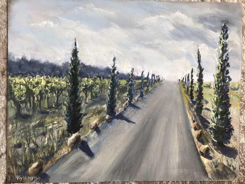 Svetlana Kuzmuna. Cypress Avenue - photo 1