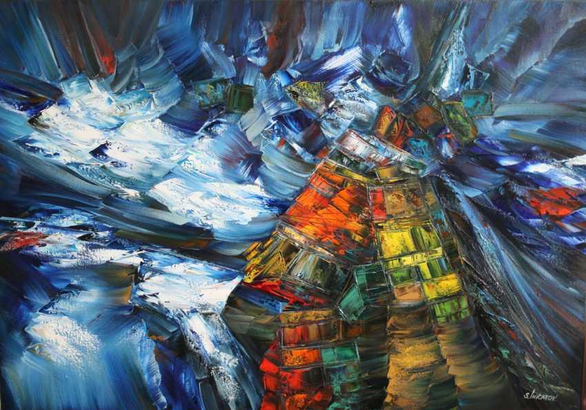 Sergei Inkatov. Ocean ' s Legende - Foto 1