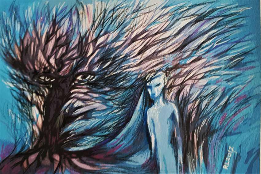 """Redas Luciunas. """"The woods"""" - photo 1"""