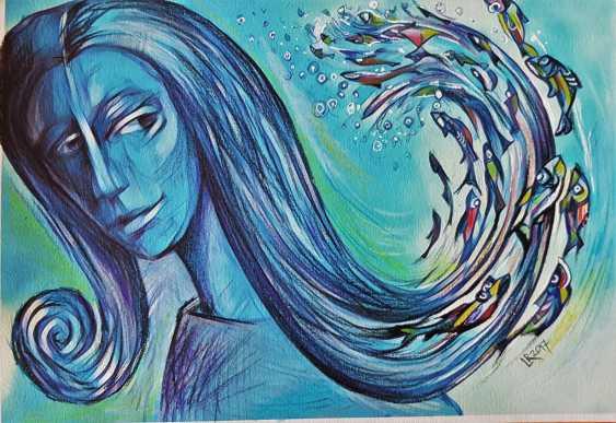 """Redas Luciunas. """"A dream of sea"""" - photo 1"""