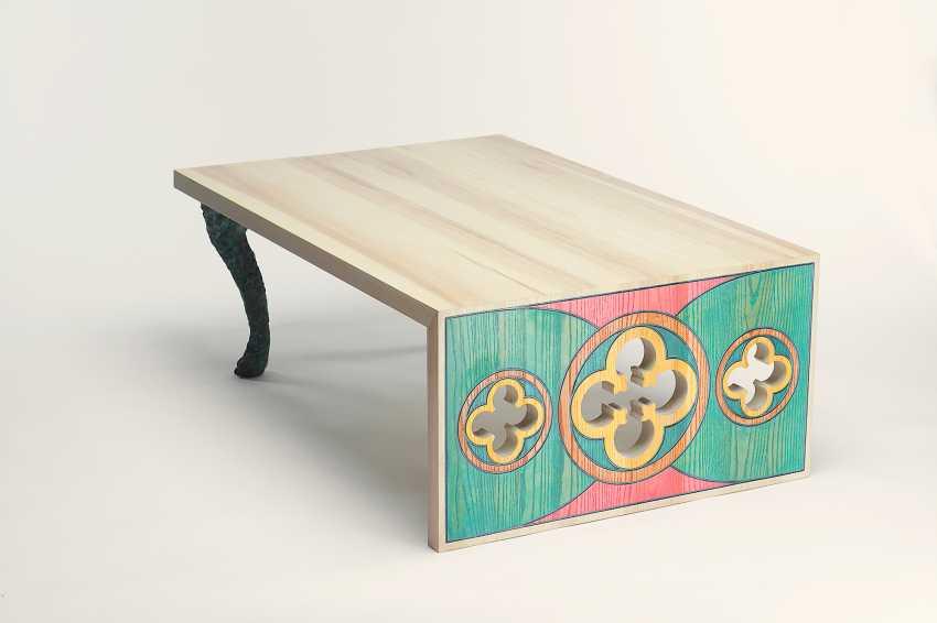 konstantin muzhev. table - photo 1