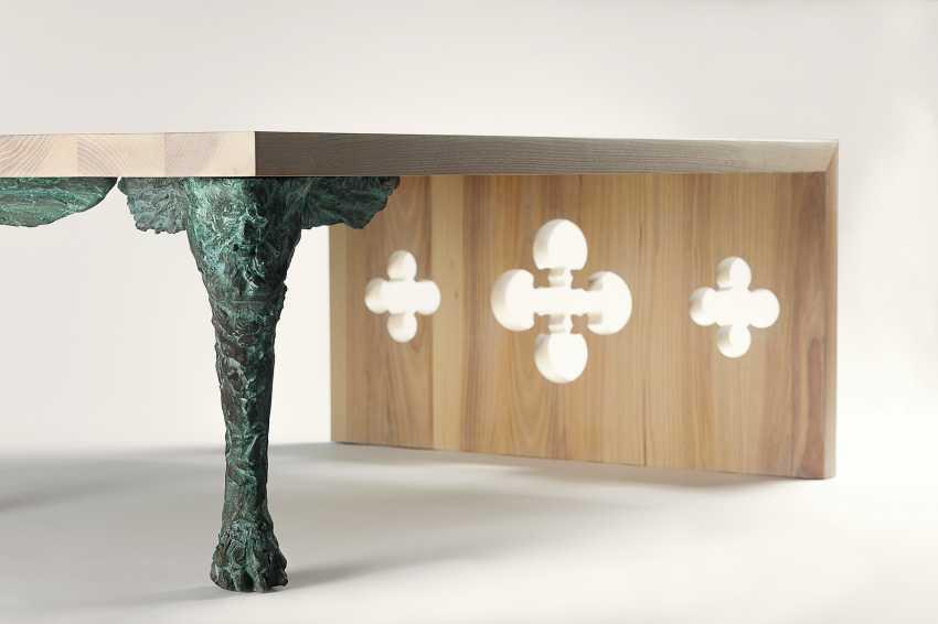 konstantin muzhev. table - photo 4