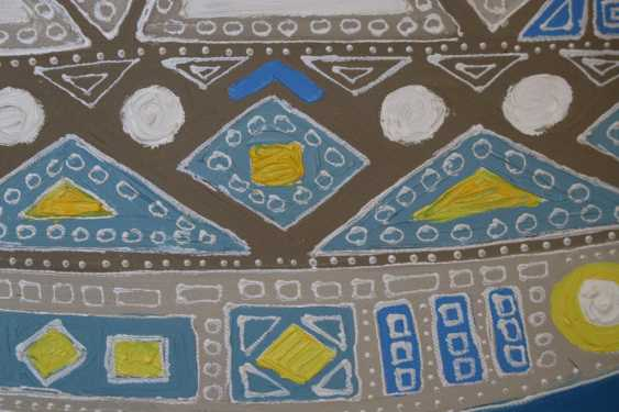 Narine Gevorgyan. Fish mosaic - photo 2
