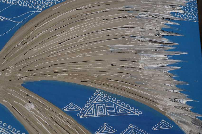 Narine Gevorgyan. Fish mosaic - photo 4