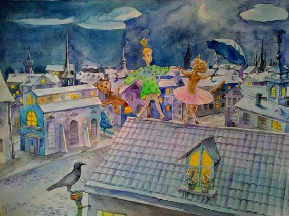 Ihor Kharitonov. Walk on the roofs - photo 1
