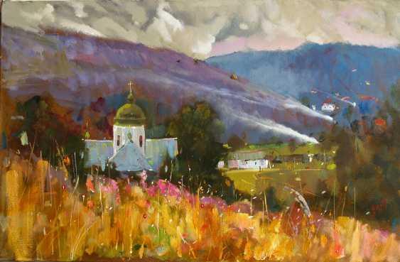 Viacheslav Shulika. Monastery in Lavriv - photo 1