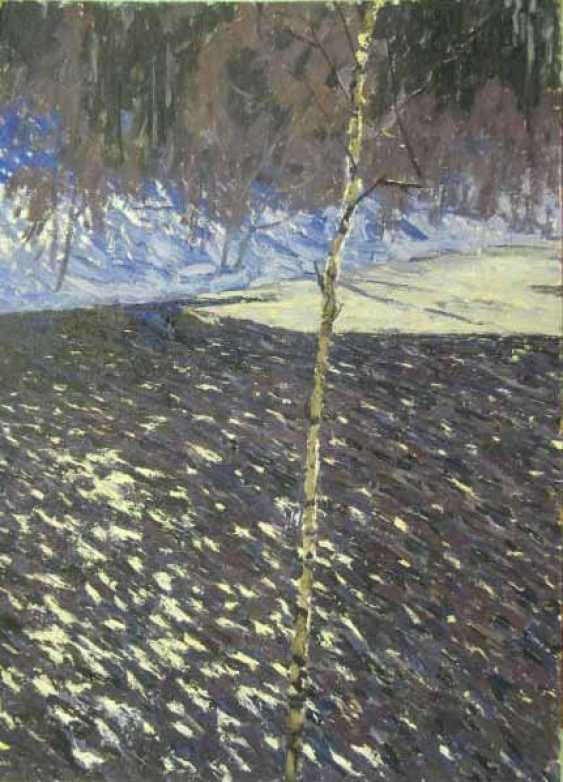 Oleg Klyukin. Birch (Birch) - photo 1
