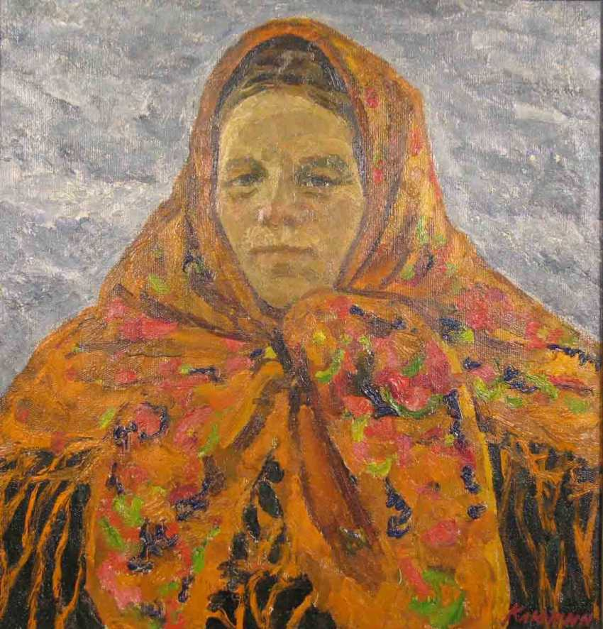 Oleg Klyukin. Anisa Terentievna Zolotov (Anisya Terentyevna Zolotova) - photo 1