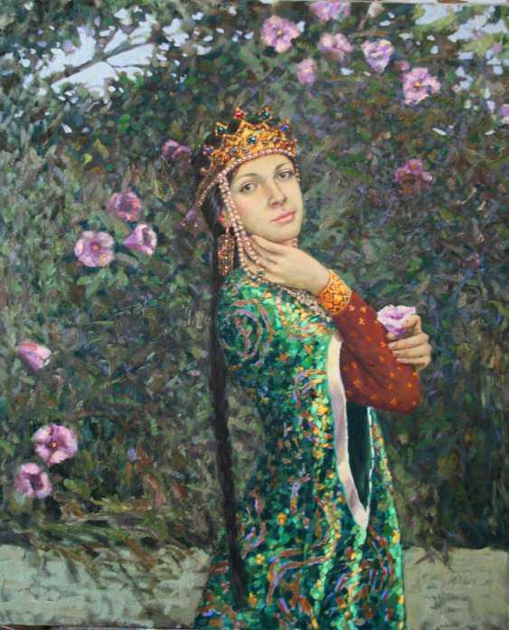 "Vasiliy Molokov. ""The Tsar maiden"" - photo 1"