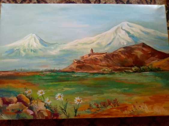 TAMARA KOTOLKYAN. ARARAT AND KHOR VIRAP - photo 1