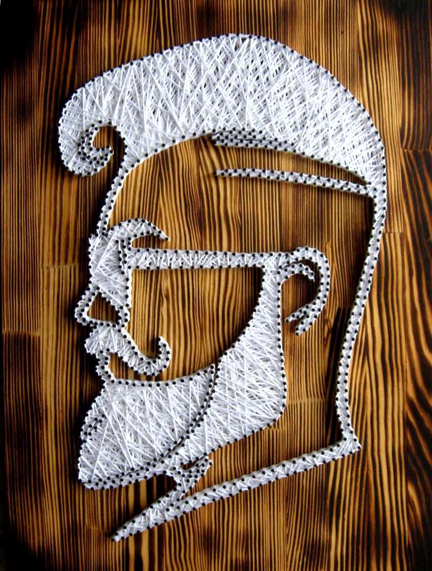 Alla Anisimova. Barber Shop Decoration - photo 1