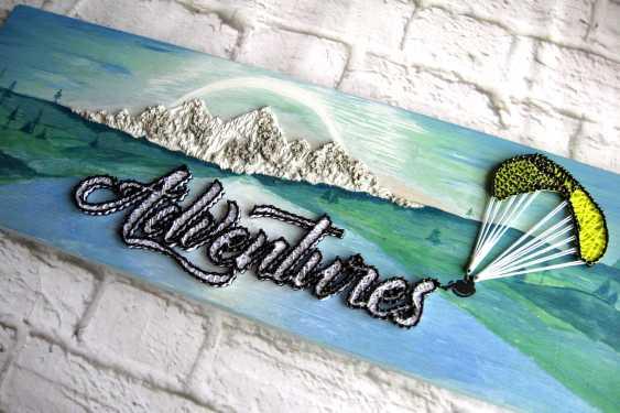 Alla Anisimova. Paragliding - photo 4
