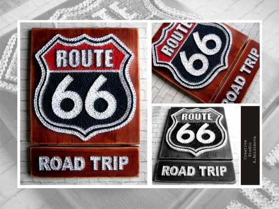 Alla Anisimova. Route 66 - photo 1