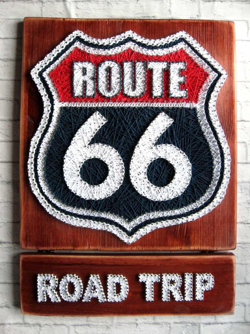 Alla Anisimova. Route 66 - photo 2