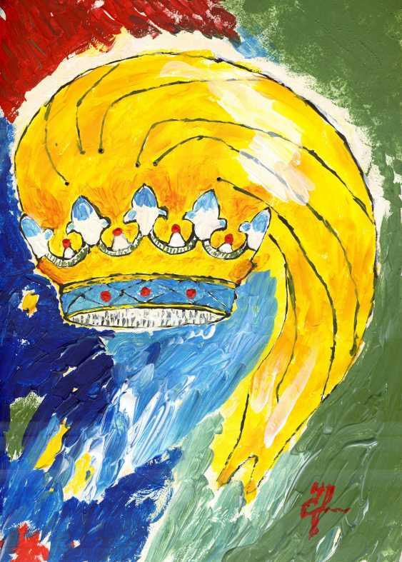 Nikolay Nesterets. Ukrainian Crown - photo 1